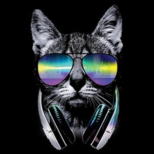 DJ CAT-NEON