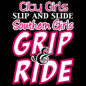 SOUTHERN GIRLS GRIP RIDE NEON