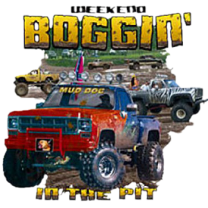 WEEKEND BOGGIN IN THE PIT
