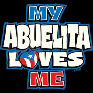 ABUELITA LOVES ME