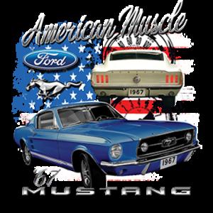 AMERICAN MUSCLE MUSTANG