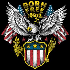 BORN FREE EAGLE 1776