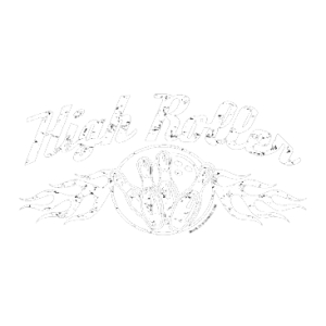 HIGH ROLLER BOWLING WHITE