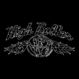 HIGH ROLLER BOWLING BLACK