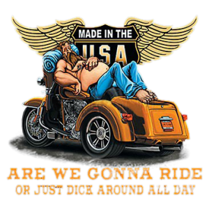 ARE WE GONNA RIDE    40