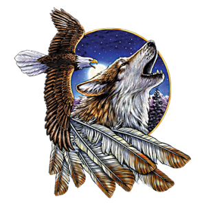 EAGLE, WOLF