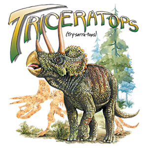 TRICERATOPS     (Y)  15