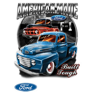 FORD AMERICAN MADE