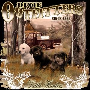 LITTLE HUNTERS DOGS