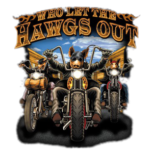 WHO LET THE HAWGS OUT