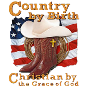 COUNTRY CHRISTIAN BY GOD
