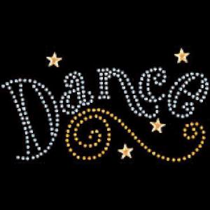 DANCE-RHINESTUD