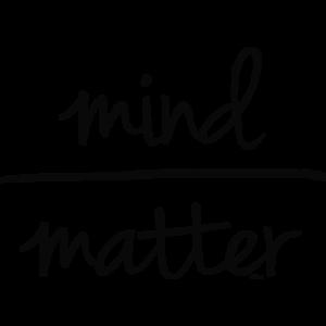 MIND MATTER - BLACK