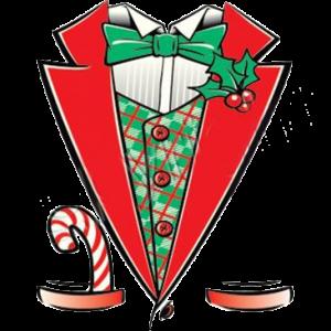 KIDS CHRISTMAS TUXEDO