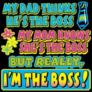 I'M REALLY THE BOSS YOUTH