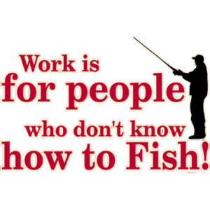 WORK IS FOR PEOPLE