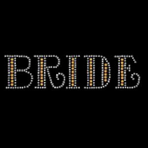 BRIDE RHINESTUD