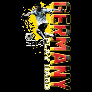 GERMANY PLAY HARD