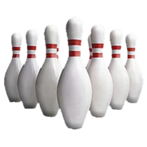 BOWLING PINS 3DT    28
