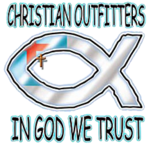 CHRISTIAN OUTFITTERS~IN GOD  37