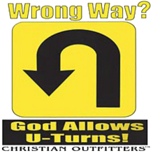 CHRISTIAN OUTFITTERS~WRONG WAY  37