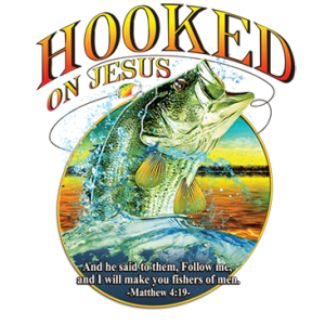 HOOKED ON JESUS