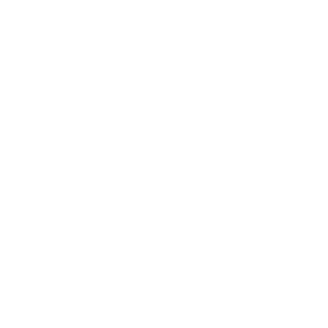 ONLY TALKING TO DOG