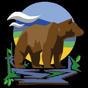 CALI BEAR CIRCLE