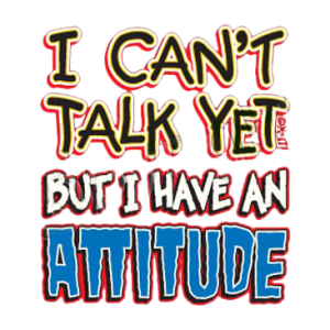 I CAN'T TALK YET       11