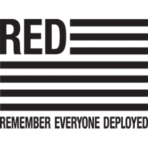 RED REMEMBERED EVERYONE DEPLOYED