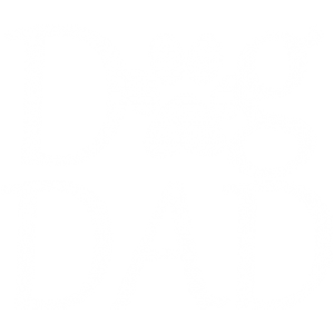 DOG DAD WITH PAW