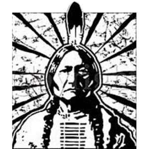 NATIVE AMERICAN INDIAN CHIEF   16