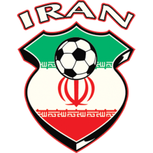 IRAN SOCCER SHIELD