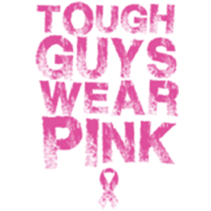 TOUGH GUYS WEAR PINK