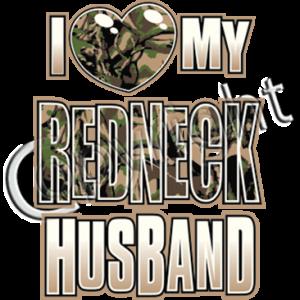LOVE MY REDNECK HUSBAND