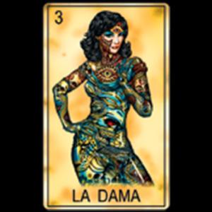 LA DAMA THE WOMAN