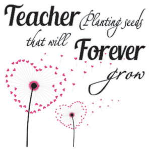 TEACHERS PLANTING SEEDS