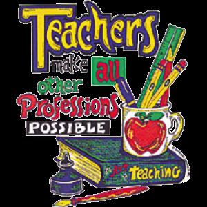 TEACHERS/PROFESSIONS