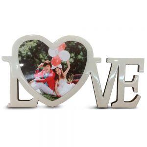 16 X 8 LOVE FRAME W METAL INSERT