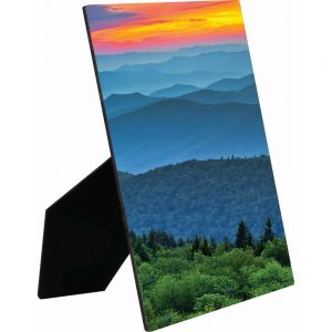 5 x 7 PHOTO PANEL WITH EASEL