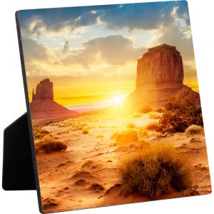 6 x 6 PHOTO PANEL WITH EASEL