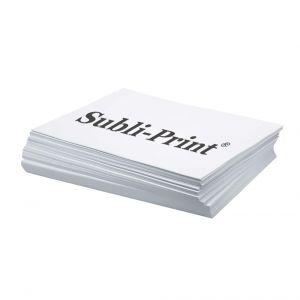 SUBLI-PRINT SHEETS -8.5X11