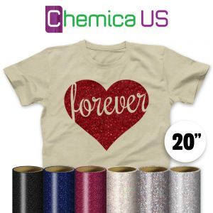 Chemica Bling Bling Vinyl By The Yard 20""
