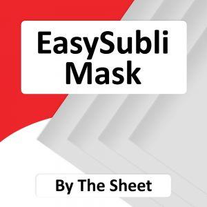 SISER EASYSUBLI MASK BY THE SHEET 11x16.5
