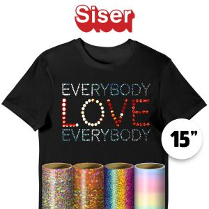 Siser Holographic Vinyl By The Yard
