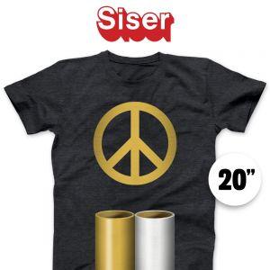 """Siser Metal Vinyl By The Yard 20"""""""