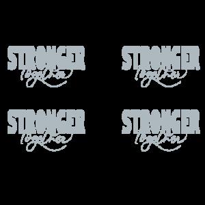 STRONGER TOGETHER  - MASK