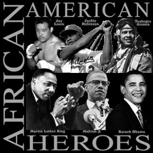 AFRICAN AMERICAN HERO