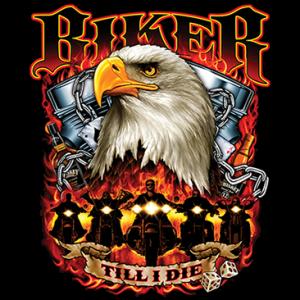 BIKER TILL I DIE
