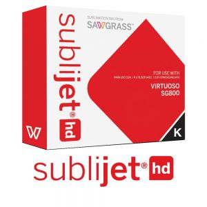 SUBLIJET HD EXTENDED INK BLACK